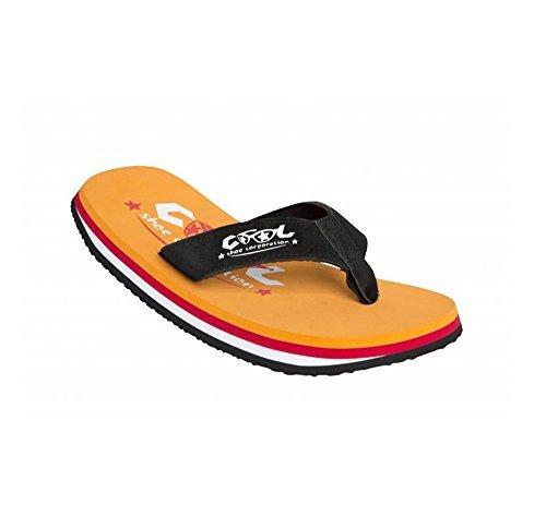Cool Shoes ORIGINAL RUSSET ORANGE infradito - Arancio ruggine, 35/36, Scamosciato