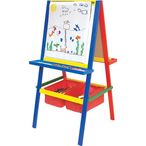 Crayola 3-in-1 Wooden Easel