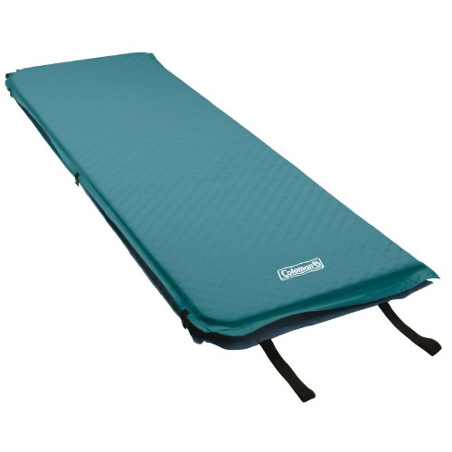 Coleman Company 4-N-1 Self-Inflating Camp Pad, Teal