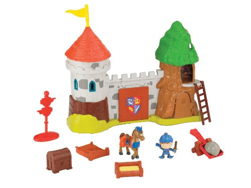 Awesome Nickelodeon Mike The Knighttm Glendragon Castle Playset By Fisher-Price front-185738