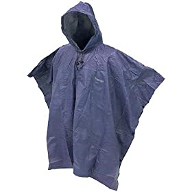 Frogg Toggs Action Poncho, Blue