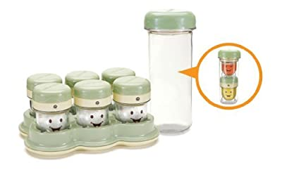 Baby Bullet BBSK-080 8-Piece Storage System Model: BBSK-0801 (Newborn, Child, Infant) by Infant & Babies that we recomend individually.