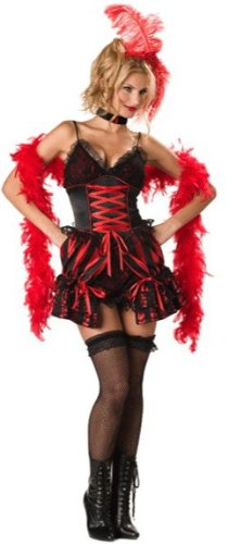 Elite Dance Hall Darlin Adult Costume