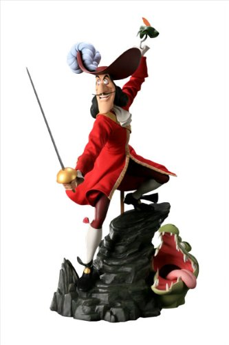 Buy Low Price Sideshow Captain Hook Premium Format Figure – Sideshow Exclusive Edition (B004SHOGX8)