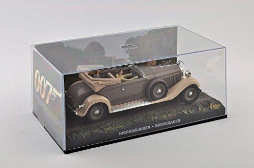 metal-modellauto-143-diorama-hispano-suiza-james-bond-007-moonraker