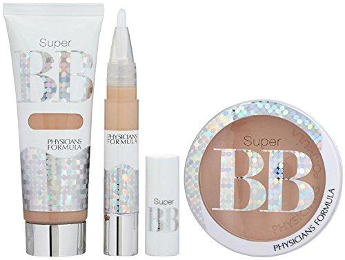 physicians-formula-super-bb-all-in-1-beauty-balm-kit-concealer-014-ounce-cream-12-fluid-ounce-powder