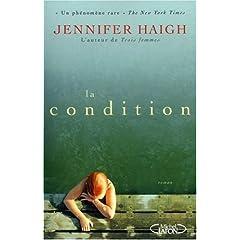 La condition - Jennifer Haigh