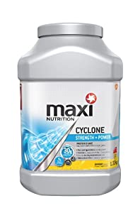 MaxiNutrition Cyclone - Banana, 1.32 kg