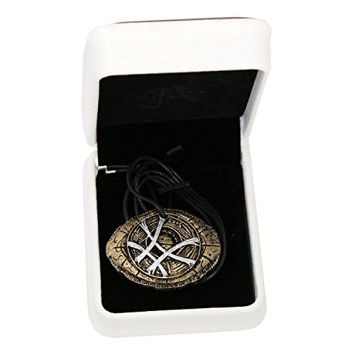 Doctor Strange Necklace Pendant Gift Box