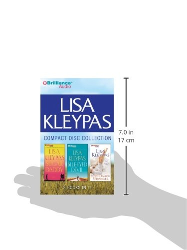 Lisa Kleypas Compact Disc Collection: Sugar Daddy / Blue-eyed Devil / Smooth Talking Stranger