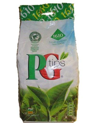 PG Tips Tea Bags (1610 bags)