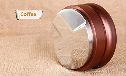 smkf 3Leaf Clover Base Palm adultera livellatore per Macaron prova di manomissione per caffè espresso motivi-58mm Coffee