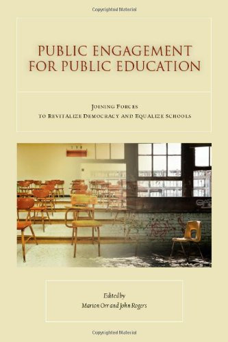 Public Engagement for Public Education: Joining Forces to...