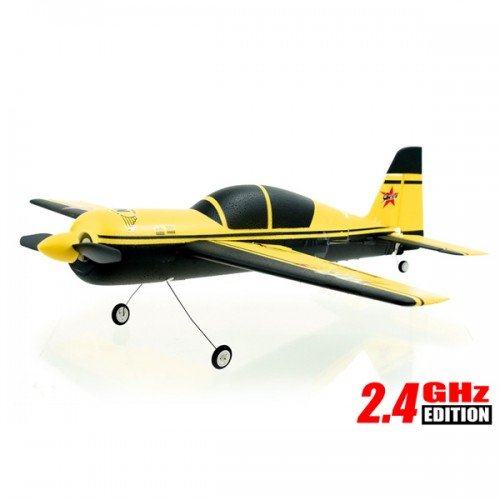 Big Bargain Nine Eagles YAK 54 777B 2.4GHz 4 Channel RC Remote Control Airplane RTF