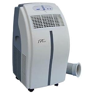 Sunpentown 10 000 btu mini room portable air conditioner for Small 1 room air conditioner