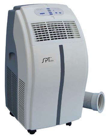 Sunpentown Portable Air Conidtioner 12,000 btu Digital with remote control and heater WA-1230H