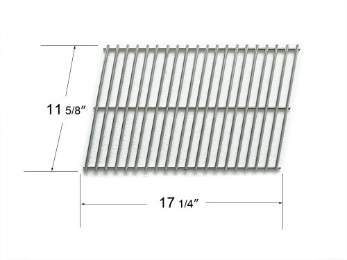 90801 - Arkla, Char-Broil, Charmglow And Falcom Stainless Steel Grate front-41997