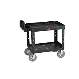 4520-10BLA - Heavy-Duty Utility Cart
