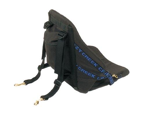 Crazy Creek S.O.T. Kayak Chair III (Black)