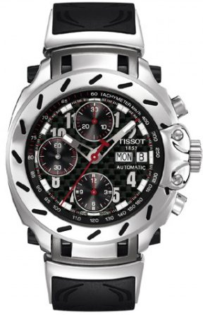 Tissot Men's T-Race Chrono Valjoux Moto Gp Watch T0114141720200