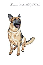 German Shepherd Dog Notebook Record Journal, Diary, Special Memories, to Do List, Academic Notepad, and Much More