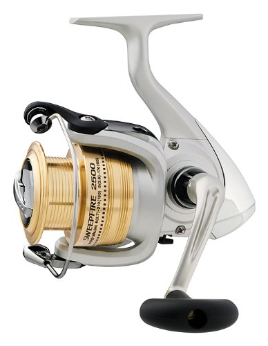 Daiwa Sweepfire-2B 170 Yards 8 Line Spinning