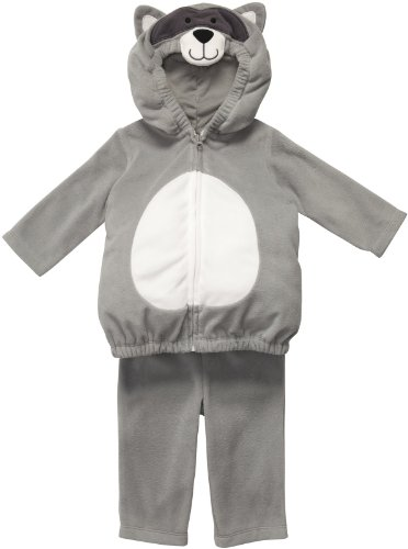 Carter S Halloween 2 Pc Costume Raccoon 6 9 Months Discount