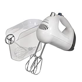 Michael Graves Design™ Hand Mixer - White (62300)