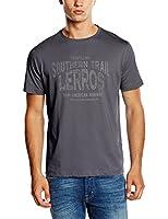 LERROS Herren T-Shirt 2573012, mit Print