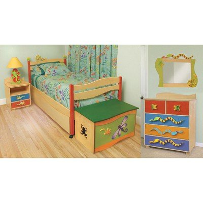 Cheap Room Magic Little Lizard Bedroom Set Kids Bed (RM139-LL)