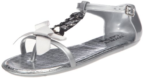 Colors of California Jelly HC.EJ0011, Sandali donna, Argento (Silber (SIL)), 41