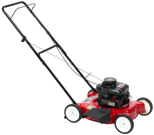Yard Machines 11A-020B000 20-Inch 148cc Briggs & Stratton 300 Series Mulch/Side Discharge Gas Powered Push Lawn Mower
