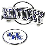 Kentucky Hat Clip Golf Marker