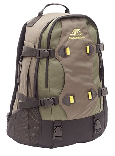B000FNAZXO ALPS Mountaineering Synergy Backpack