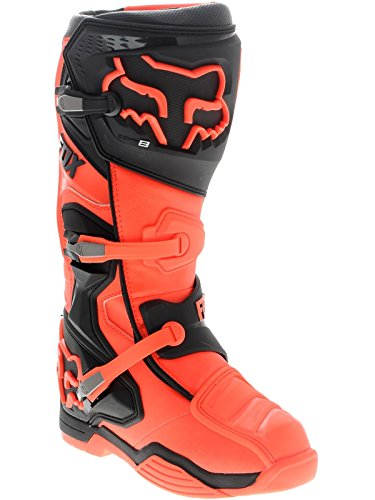 Fox Orange Comp 8 MX Boot