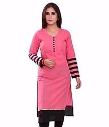 Athena Fashion Women's Cotton Unstitched Kurti