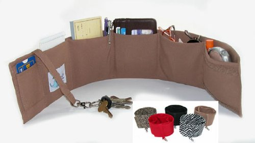 The Ultimate Purse Organizer by Joey Junior (Red)