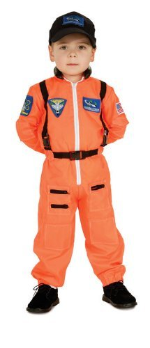 Darling Little Astronaut Costume for Real Dress Up Fun!