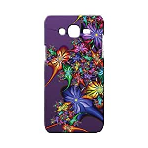 BLUEDIO Designer 3D Printed Back case cover for Samsung Galaxy ON7 - G6490
