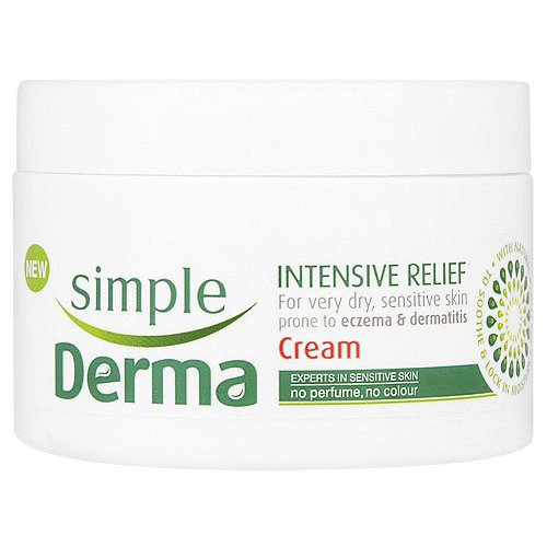 Simple Derma Intensive Relief Cream 125 ml
