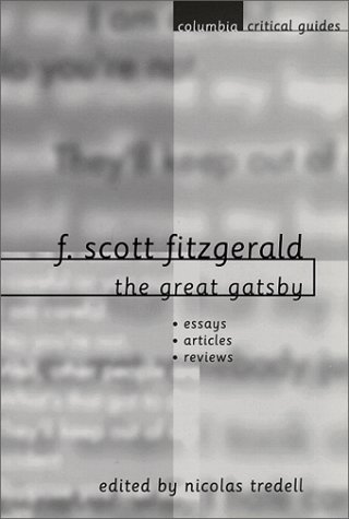 The Great Gatsby Free Book Notes, Summaries, Cliff Notes and Analysis
