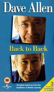 Dave Allen: Back To Back [VHS]