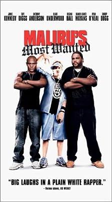 Malibu's Most Wanted [VHS]