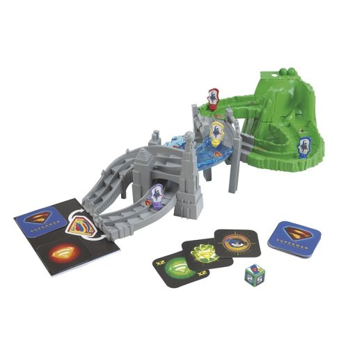 Superman Returns Kryptonite Crisis Board Game