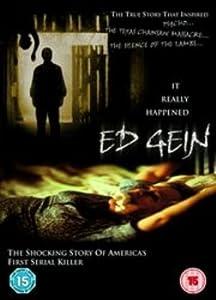 Ed Gein [DVD]