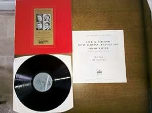 Great Recordings Of The Century, Wagner, Die Walkure, Act 1, Lotte Lehman, Lauritz Melchior, Emanuel List, Vienna Philharmonic, 1935