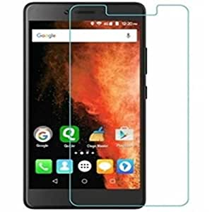 SNOOGG LYF FLAME 5 4G Branded Ultra Clear Perfect Fitting Mobile Screen Guard Screen Protector