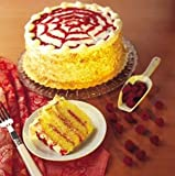 Image of O & H Danish Layer Cake with Butter Cream Icing