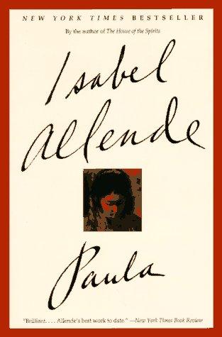 Paula, Allende,Isabel/Peden,Margaret Sayers