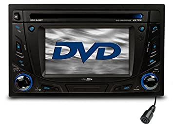 CALIBER Radio DVD/MP3/USB/SD/BT